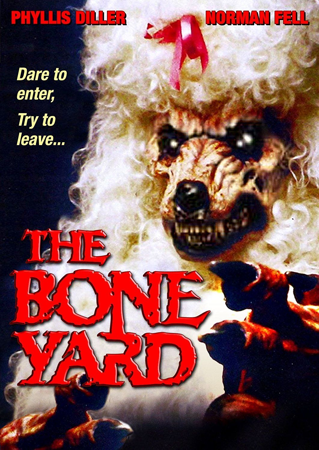Image result for the boneyard movie poster