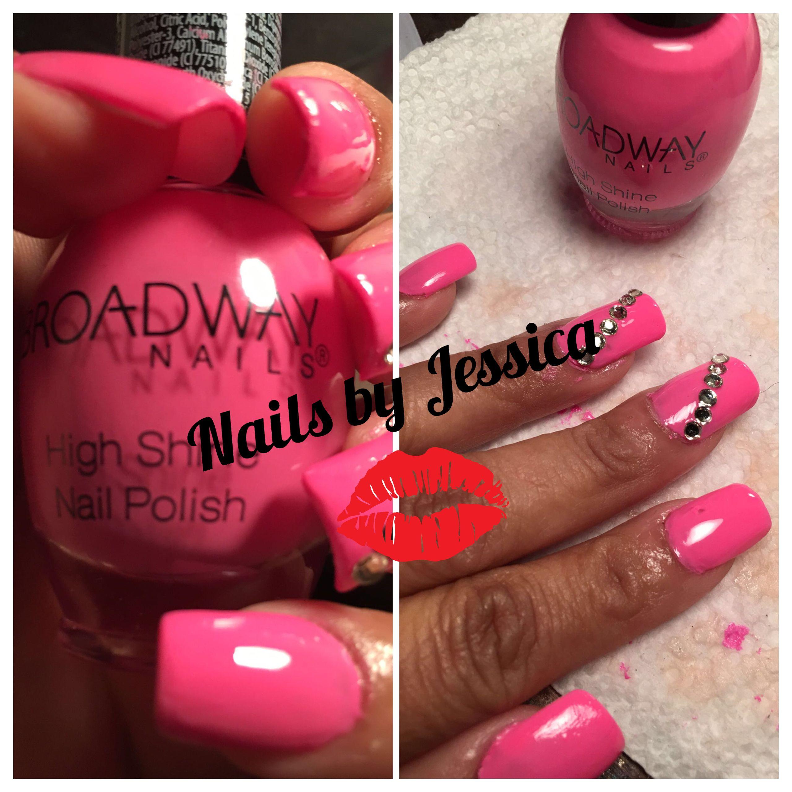 broadway nail polish in hong kong