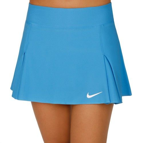 Nike Serena Williams Premier Skirt Women Lt Photo Blue White Buy Online At Tennis Point Co Uk Confeccion Padel