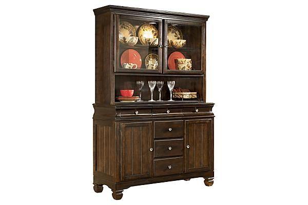 Ashley Furniture Hayley Dining Room Buffet X
