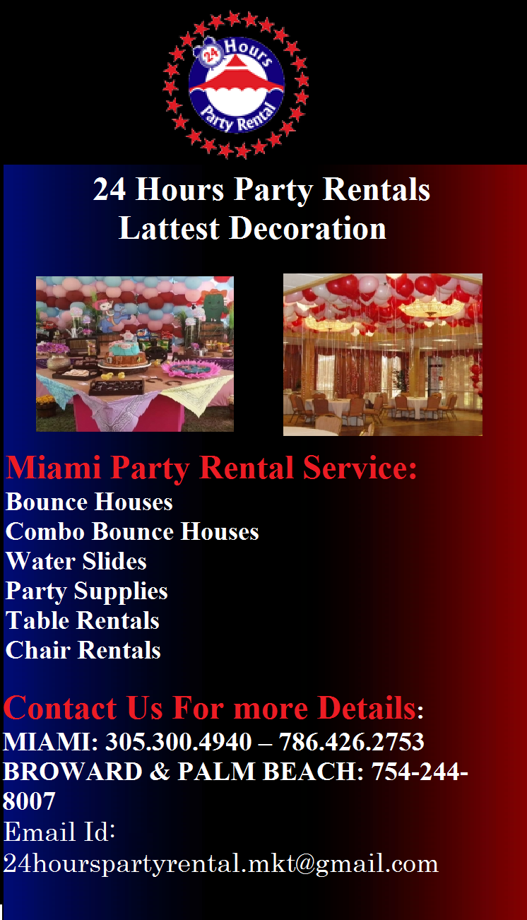 24 hours miami party rental provide decoration rentald providing 24 hours miami party rental provide decoration rentald providing you wedding rentals junglespirit Choice Image