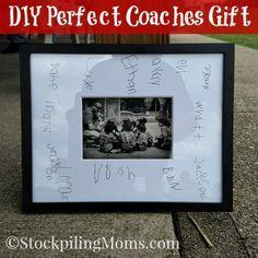 DIY Perfect Coaches Gift that cost less than $20! #diy #baseball ...