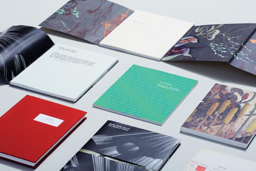 The Robert Mclaughlin Gallery Catalogues On Behance Canadian Art Book Design Graphic Design Firms