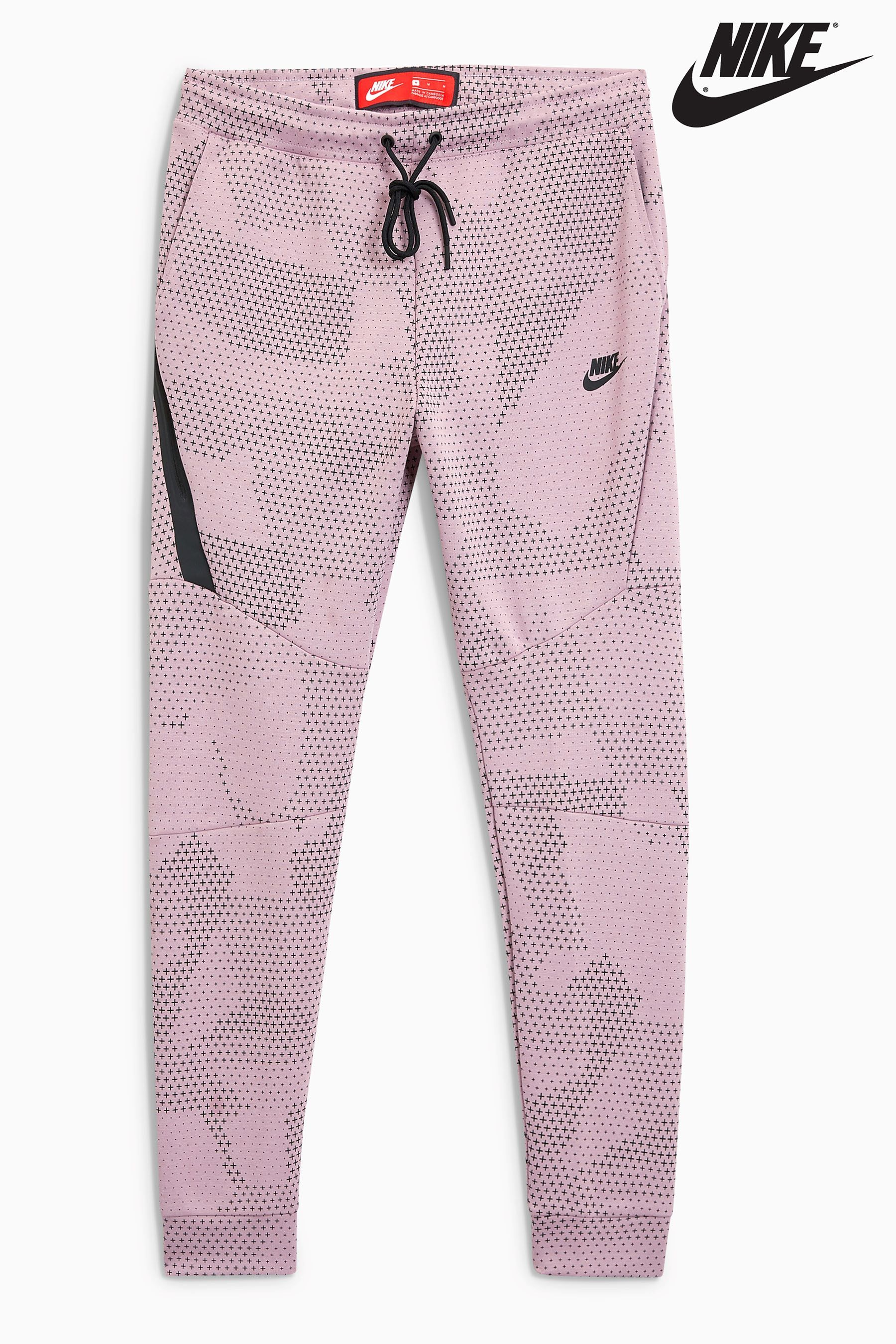 detailing 40c0a 22dba Buy Nike Tech Fleece Elemental Pink Track Pant from the Next UK online shop
