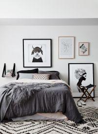 Fabulous minimalist bedroom decor ideas (3)