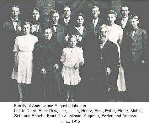 Andrew Johnson Family Presidents Pinterest