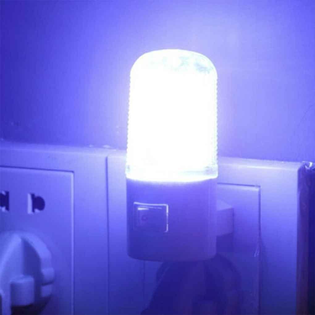 Details About 4pcs Led Wall Mounting Bedroom Night Licht Light Plug Lighting Bulb Lamp Ac 3w Night Lamps Sensor Night Lights