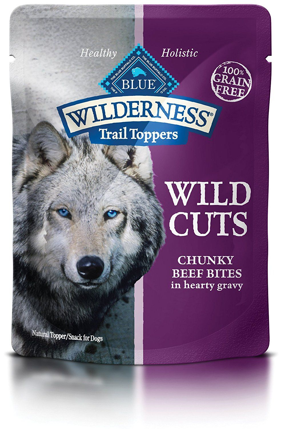 Wilderness Blue Buffalo High Protein Wet Adult Dog Food Want