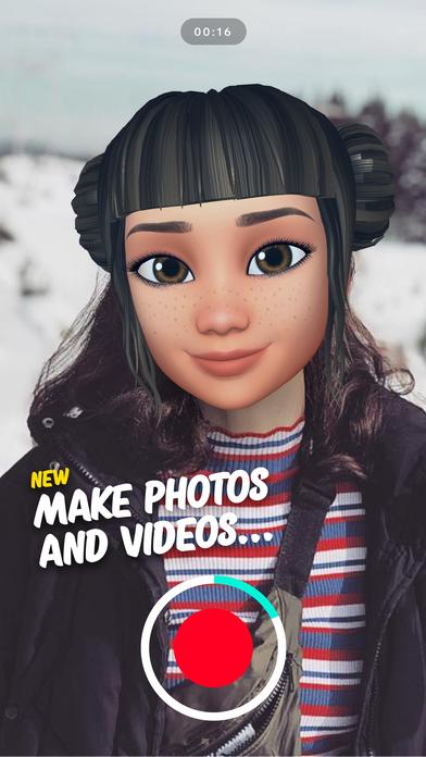 Facemoji 3D Face Emoji Avatar تنزيل التطبيق Android Apk