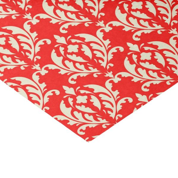 Christmas Damask Tissue Paper Tissue paper and Damasks