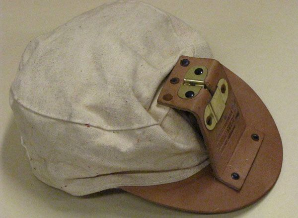 Canvas Mining Cap Fire On The Mountain Hats Coal