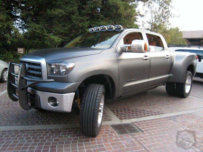 Toyota Diesel Truck >> New Toyota Diesel Truck Diesel Trucks Toyota Trucks