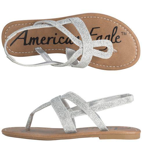 American Eagle Girls' Vineyard Sandal