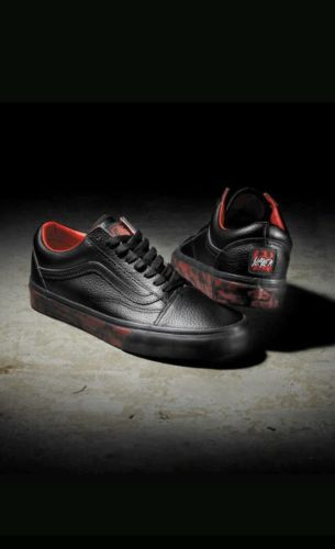 5731b00825 New-rare-Vans-off-the-wall-Slayer-old-school-formula-1-ltd-edition-mens-sz12  500.00
