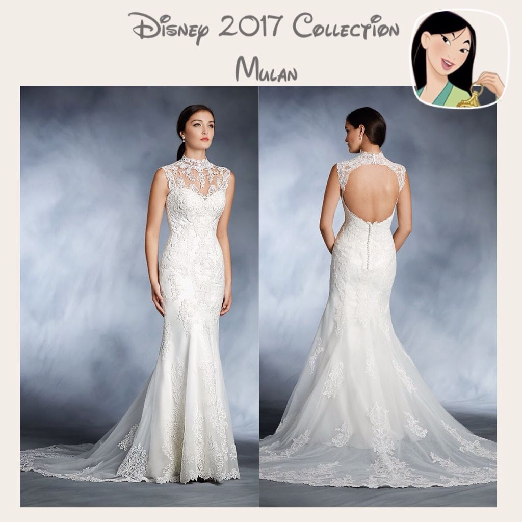 Mulan 271 2017 | disney gowns | Pinterest | Bridal stores, Bridal ...