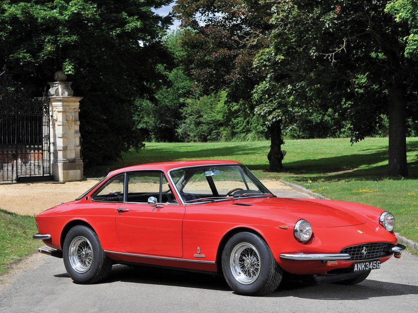 1969 Ferrari 365 GTC by Pininfarina | Ferrari, Best first ...