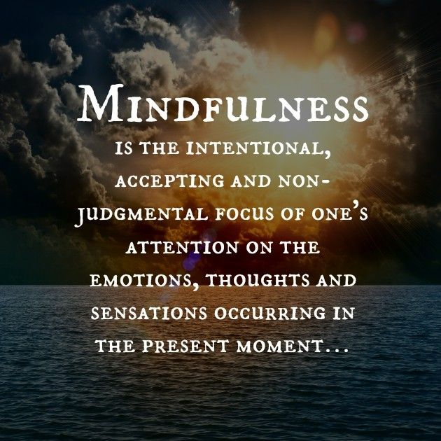 Mindfulness vs Meditation Is there a difference