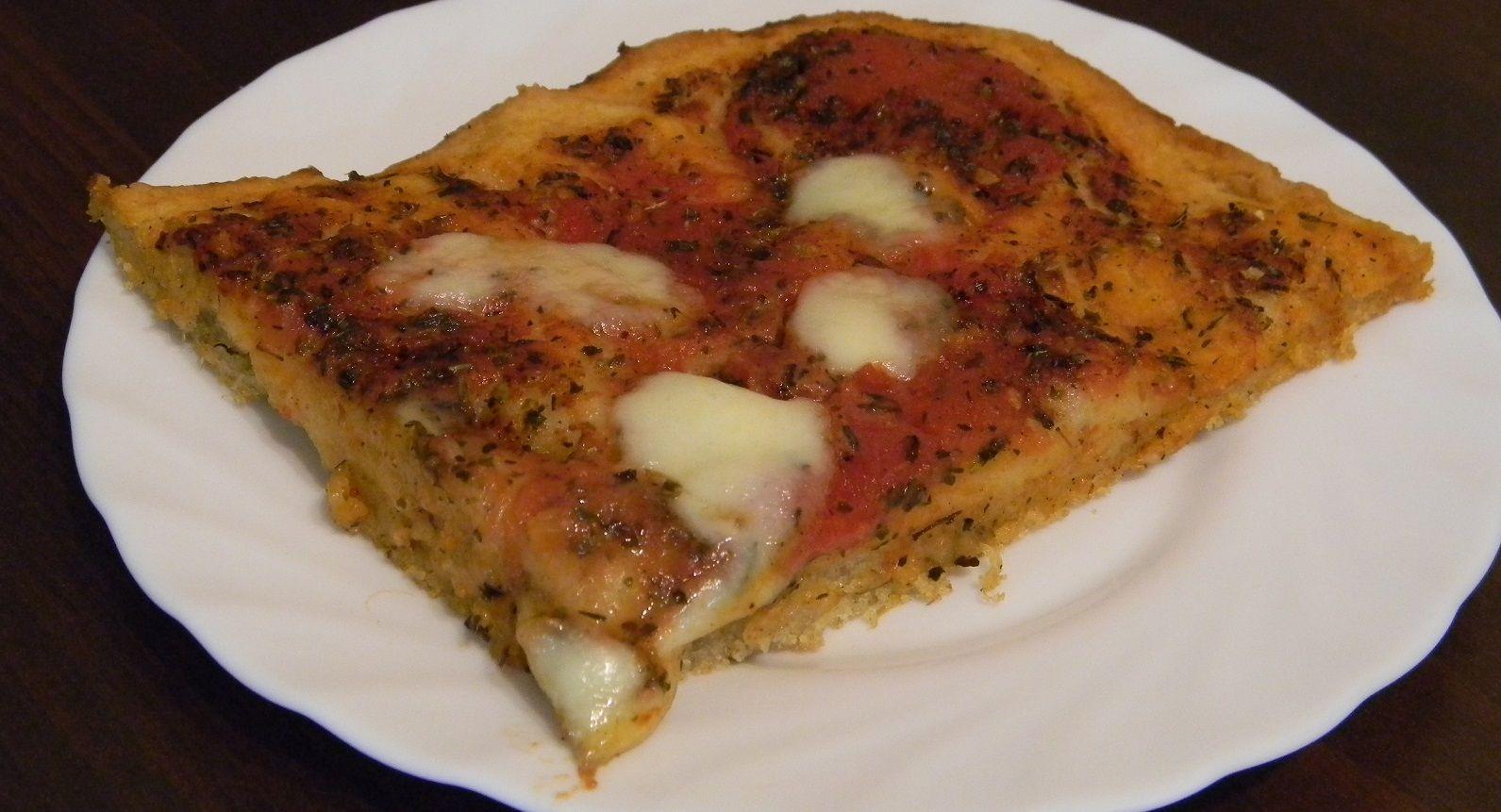 Pin On Pizza Bez Glutenu