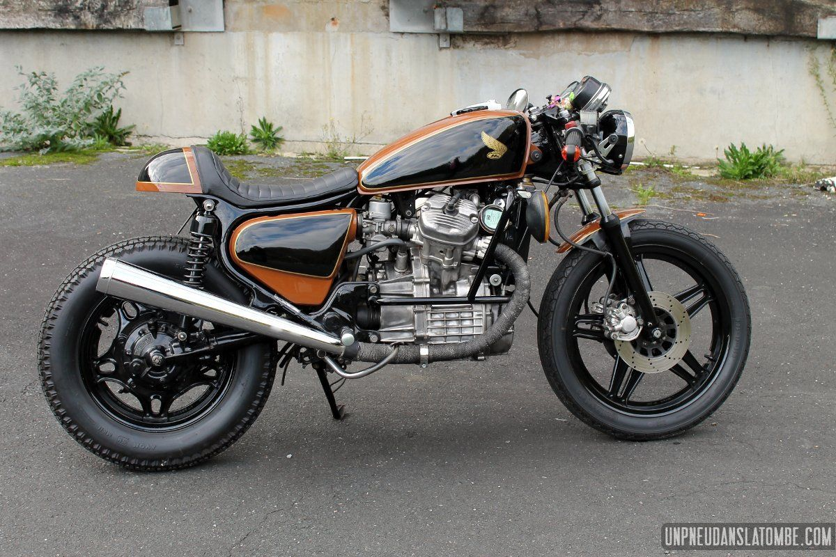 Transformer Une Vf  En Cafe Racer