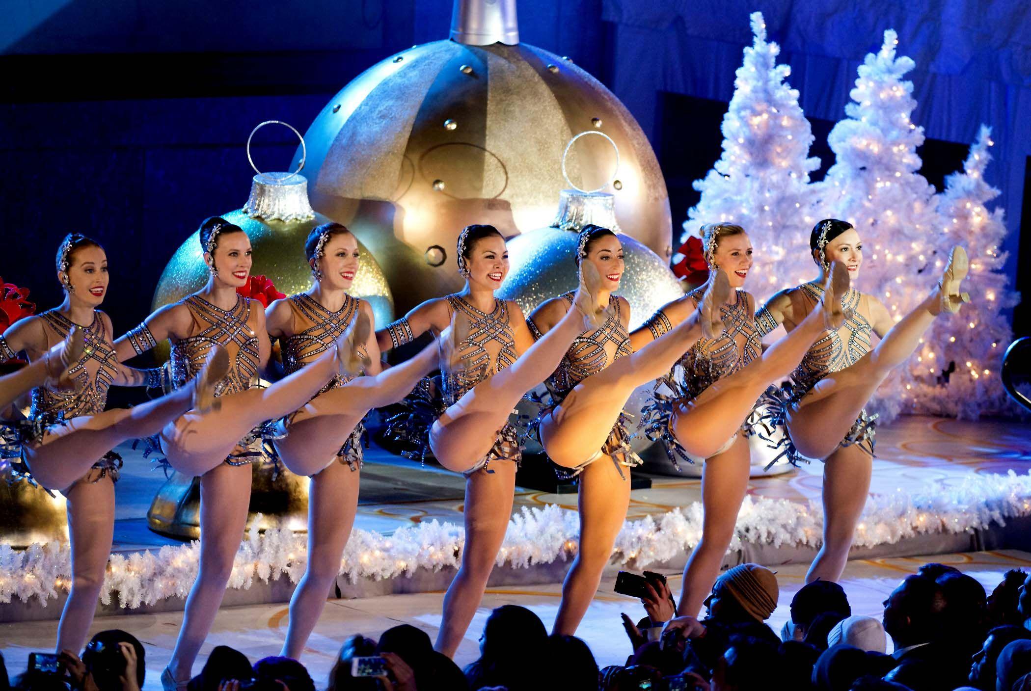 Nude Rockettes