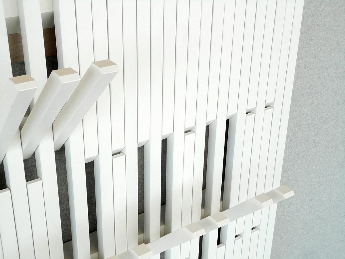 Piano Coat Rack By Patrick Seha Designer Furniture By Smowcom - Designer coat rack