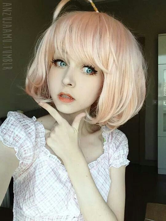 anzujaamu - Google Search Anime Hairstyles In Real Life d16c082d4bf8