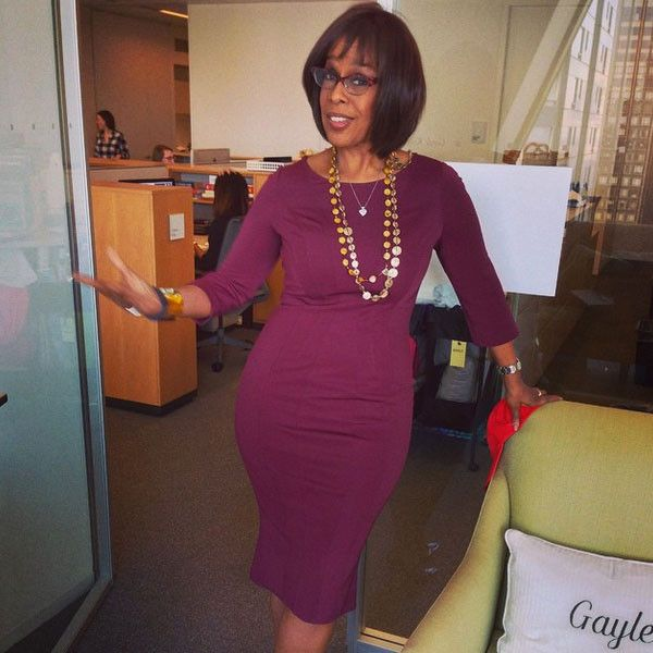 Gayle king big ass
