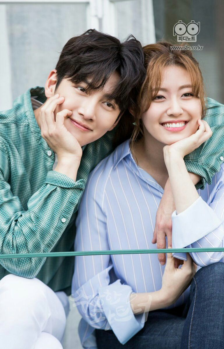 Suspicious Partner - Cutest Couple - Ji Chang Wook Nam Ji Hyun