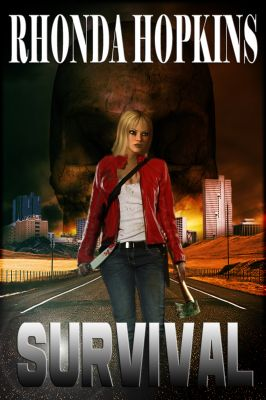 Zombies have come to Fort Worth, Texas!  Check out Episode 1 of the Survival Series by Rhonda Hopkins for only $0.99!