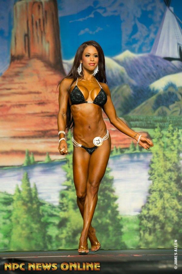 NPC News Athlete Spotlight: Figure Competitor Cherie Hill