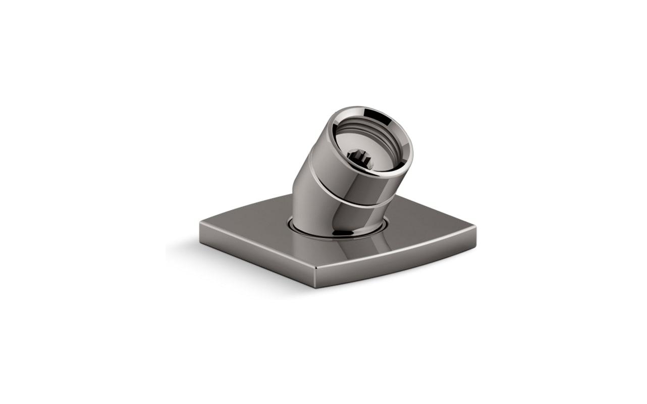 Kohler K 14789 Loure Deck Mount Handshower Holder Vibrant Titanium
