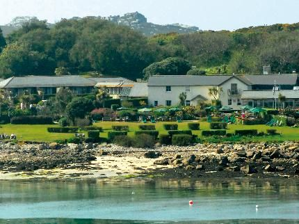 Island Hotel Isles Of Scilly England