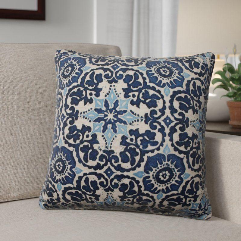 Hilldale Indoor Outdoor Throw Pillow Reviews Birch Lane Throw Pillows Floral Throw Pillows Decorative Pillows