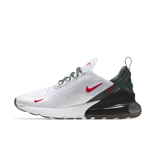 the best attitude bc366 a6093 Nike Air Max 270 model 2018 - Black Red - Size 9.5 US 43 EU   Shoes  Collections in 2019   Nike air max, Air max 270, Air max