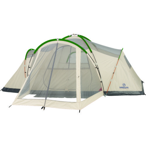 The Magellan Outdoors™ Falls Creek Dome Tent is made with a fiberglass frame and features 2 doors and 4 windows.  sc 1 st  Pinterest & Image for Magellan Outdoors™ Blue Ridge Tent from Academy ...