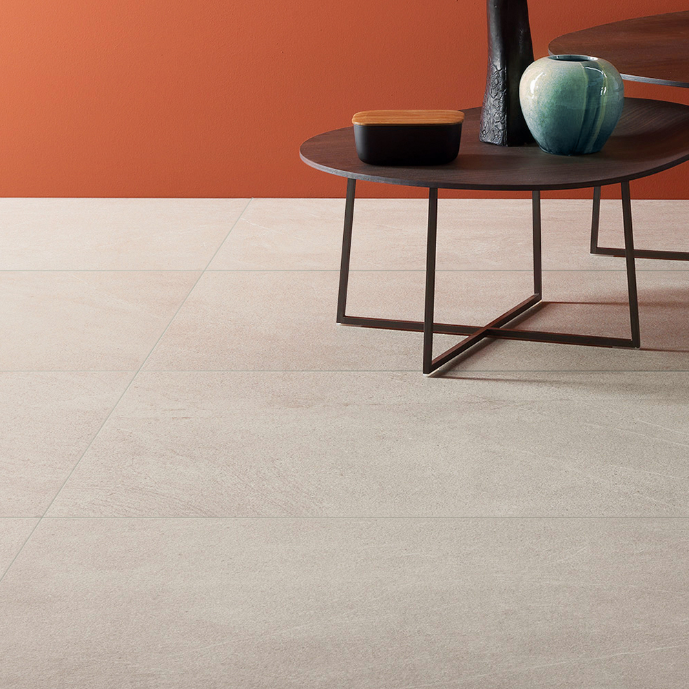Wandfliese Natura Silk Nextone Collection Version Natural White Lea Ceramiche