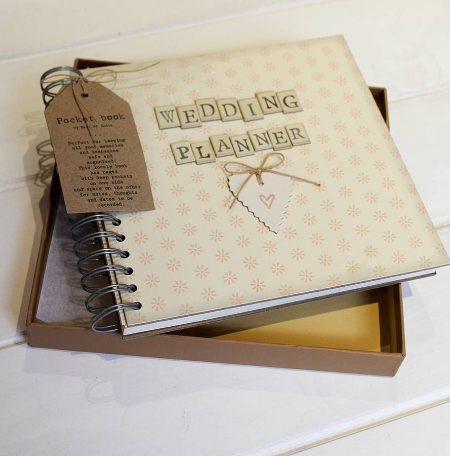 Wedding Planner Book Wedding planner book Wedding planners and