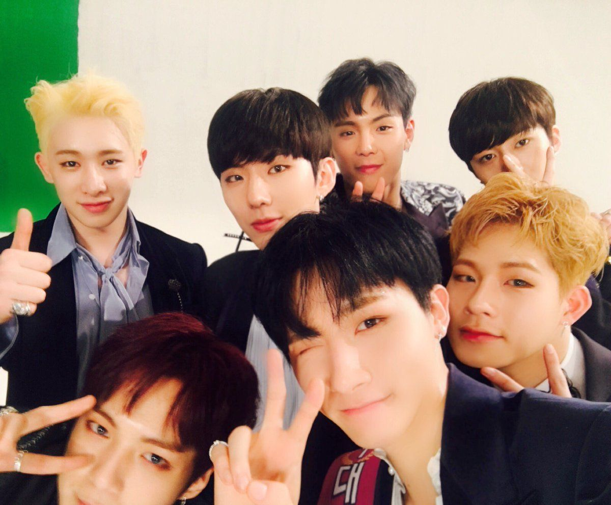 Monsta X #BEAUTIFUL
