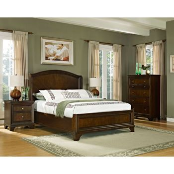 Costco: Parkston 4-piece Queen Bedroom Set (like the bed) | For the ...