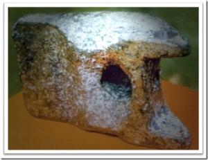 Vimana-UFO: descoberta uma peça muito antiga