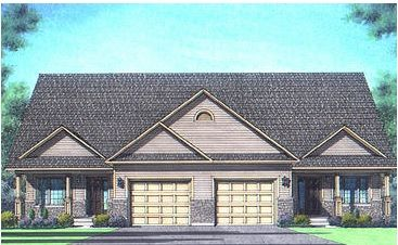 The Wiser Type:Semi-Detached Bungalow 2 Bedrooms / 2 Bathrooms Size:1,204 sq. ft.