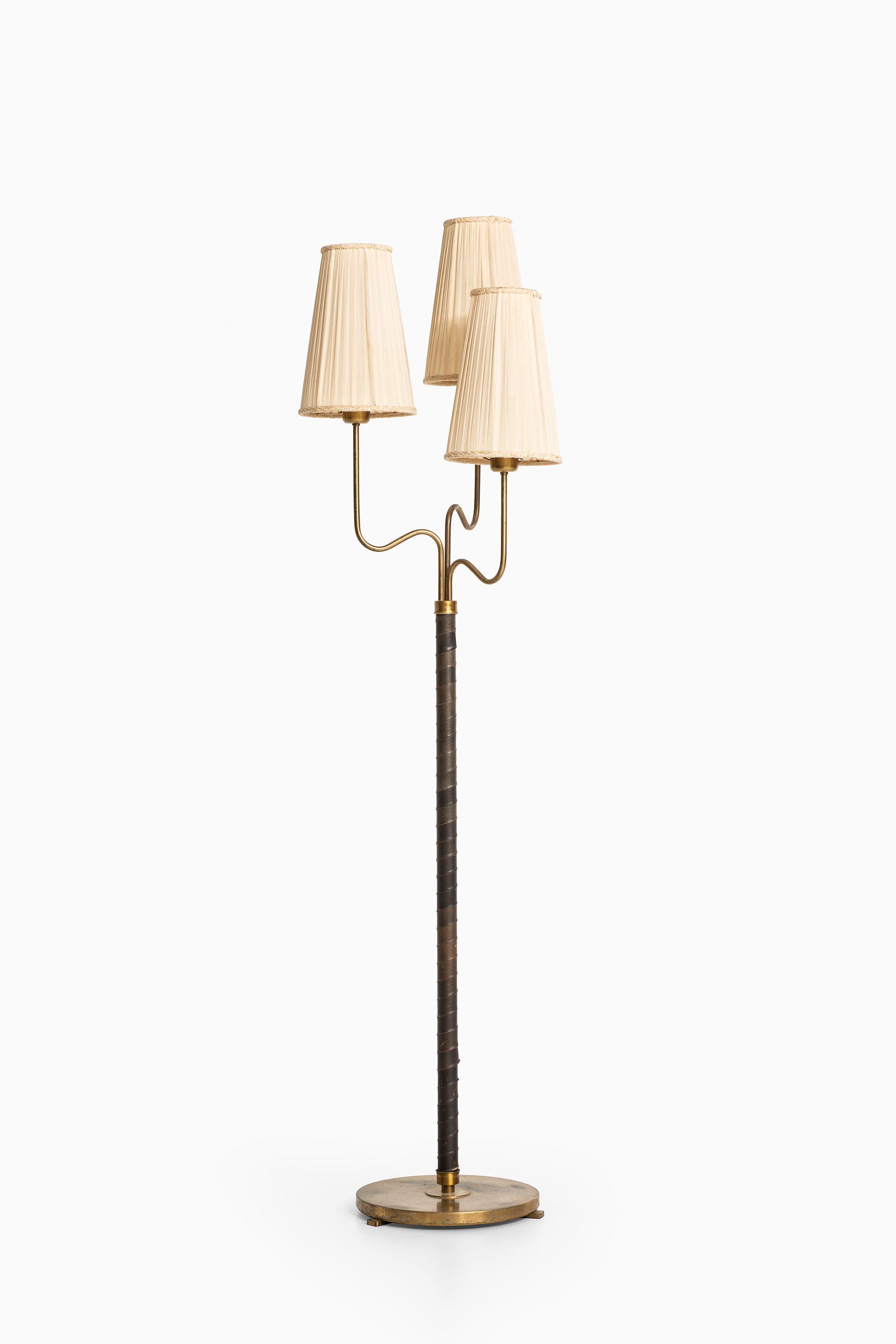 Hans Bergstrom Floor Lamp Studio Schalling Lamp Floor Lamp Lampshade Designs