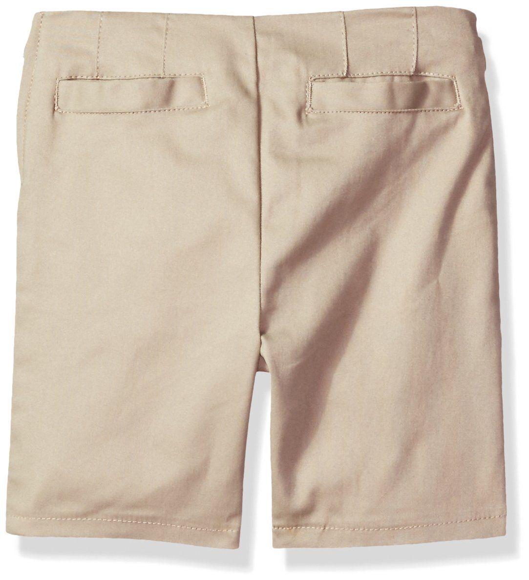 2714 Magenta Limited Too Big Girls Stretch Twill 5 Pocket Short