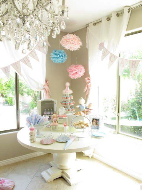 Scarlett S Babydoll Birthday Party Birthday Parties Gorgeous Birthday Baby Dolls