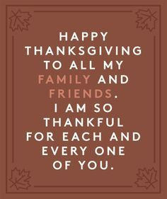 46 Thanksgiving Wishes, Messages, and Greetings to Share This Year