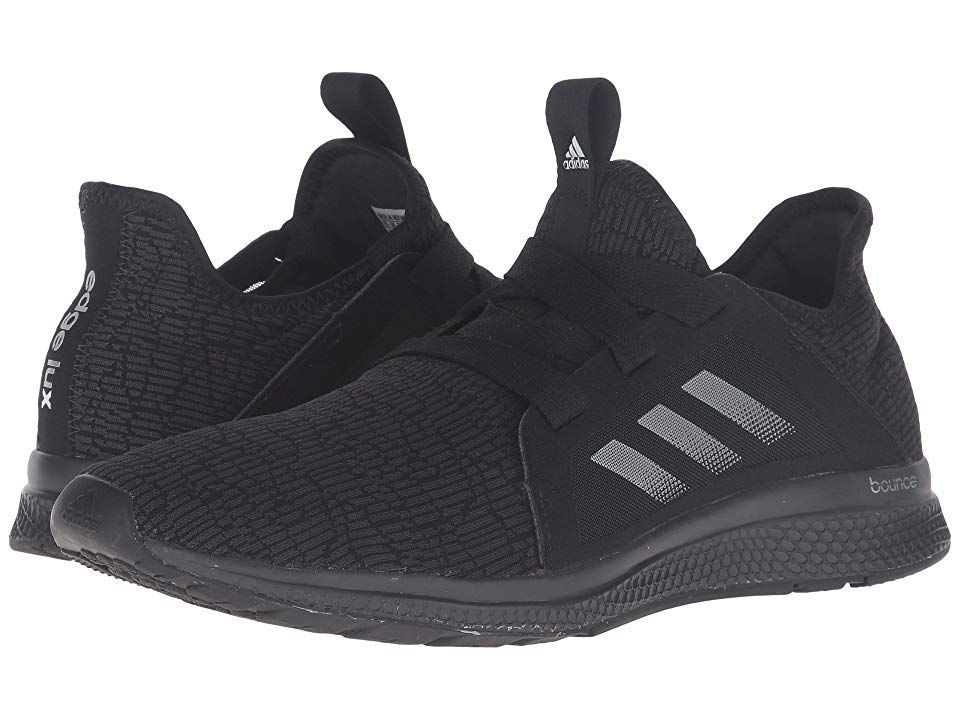 on sale 5451c 9fb18 adidas Running Edge Bounce Runner Womens Shoes Core BlackFootwear  WhiteDGH Solid Grey