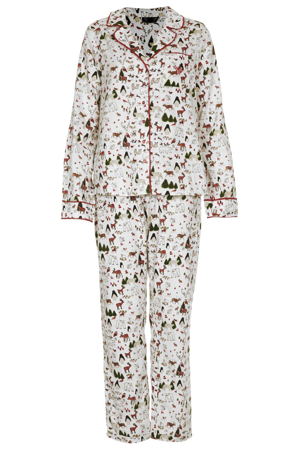 Cosy Pyjamas for Christmas morning #DearTopshop | It\'s beginning to ...