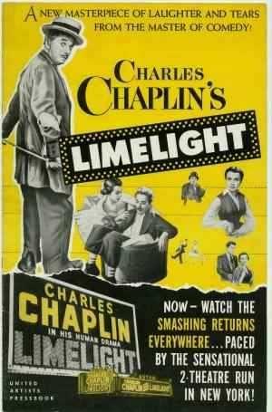 Luzes de Ribalta (Limelight - 1952) | Direção: Charles Spencer Chaplin | Roteiro: Charles Spencer Chaplin | Gênero: Comédia, Drama | Origem: EUA | Duração: 137 min.