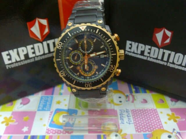 EXPEDITION MEN 6303 M BLACK ROSE