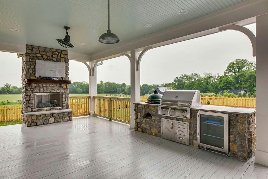 Backyard entertainment porch | Backyard, Dream backyard ... on Dream House Backyard id=95163
